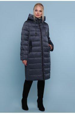 Куртка женская 18-197-Б - GLEM, серо-синий