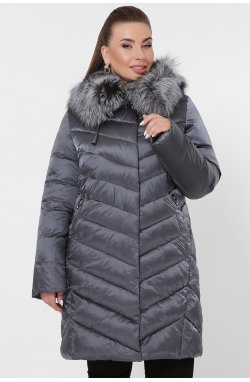 Куртка женская 19-60-Б - GLEM, 15-графит