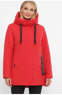 Куртка женская 20141 - GLEM, 19-красный