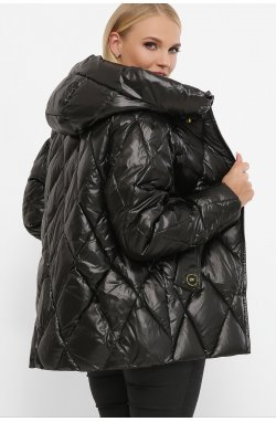 Куртка женская 2120 - GLEM, 01-черный-желтый