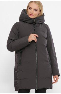 Куртка женская 2163 - GLEM, 29-т.серый