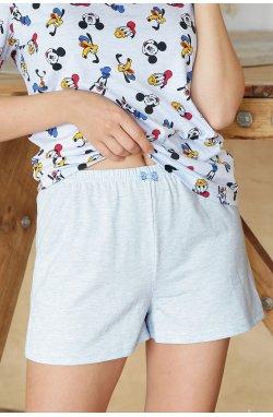 Пижама Джой-1 - GLEM, голубой-Микки Маус
