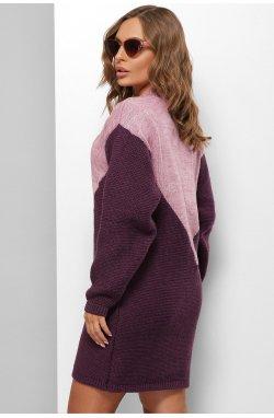 Платье 181 - GLEM, сирень-фиолетовый