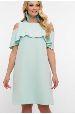 Платье Ольбия-Б б/р - GLEM, мята