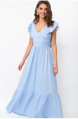 Сарафан Одилия - GLEM, голубой