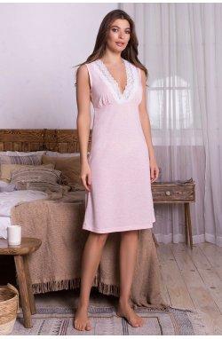 Сорочка Нидия б/р - GLEM, розовый