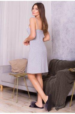 Сорочка Руби - GLEM, серый