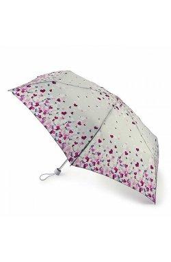 Зонт женский Fulton L902 Superslim-2 Pretty Hearts (Сердца)