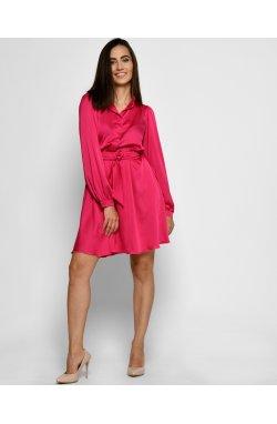 Платье Carica KP-10381-9 - Цвет Малина