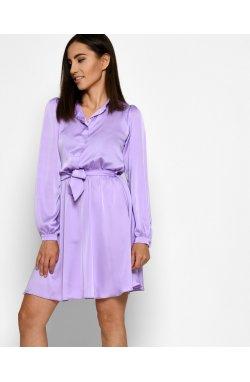 Платье Carica KP-10381-23 - Цвет Сирень