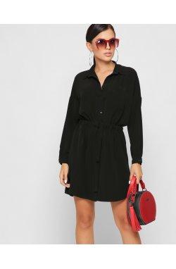 Платье Carica KP-10351-8 - Цвет Черный