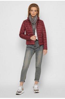Куртка X-Woyz LS-8820-16 - Цвет Марсала