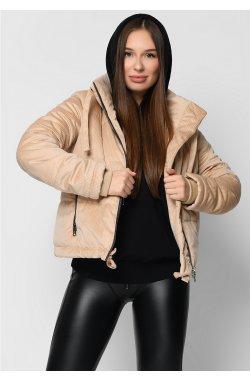 Куртка X-Woyz LS-8857-10 - Цвет Бежевый