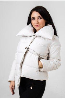 Куртка Letta 31942-3 - Цвет Молоко