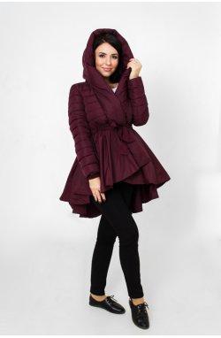 Куртка Letta 31946-16 - Цвет Марсала