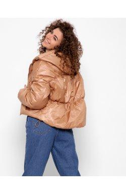 Куртка X-Woyz LS-8889-10 - Цвет Бежевый
