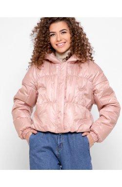 Куртка X-Woyz LS-8889-25 - Цвет Пудра
