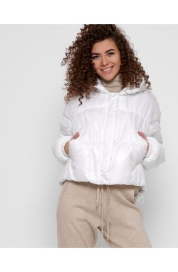 Куртка X-Woyz LS-8889-3 - Цвет Белый
