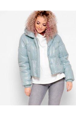 Куртка X-Woyz LS-8889-7 - Цвет Мята