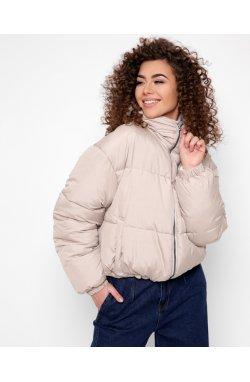 Куртка X-Woyz LS-8892-10 - Цвет Бежевый