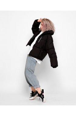 Куртка X-Woyz LS-8892-8 - Цвет Черный