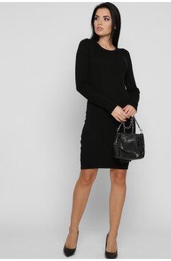 Платье Carica KP-6565-8 - Цвет Черный