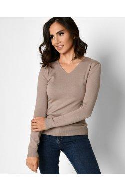 Пуловер Carica SV-6927-10 - Цвет Бежевый