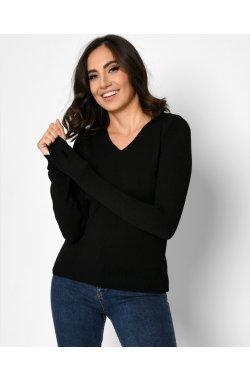 Пуловер Carica SV-6927-8 - Цвет Черный