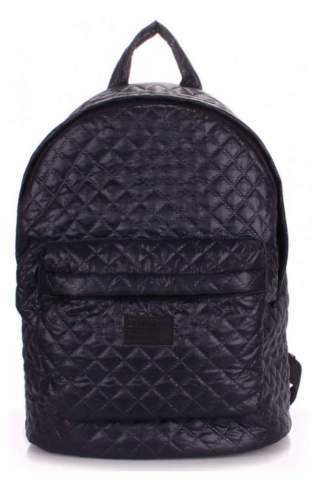Рюкзак темно-синего цвета