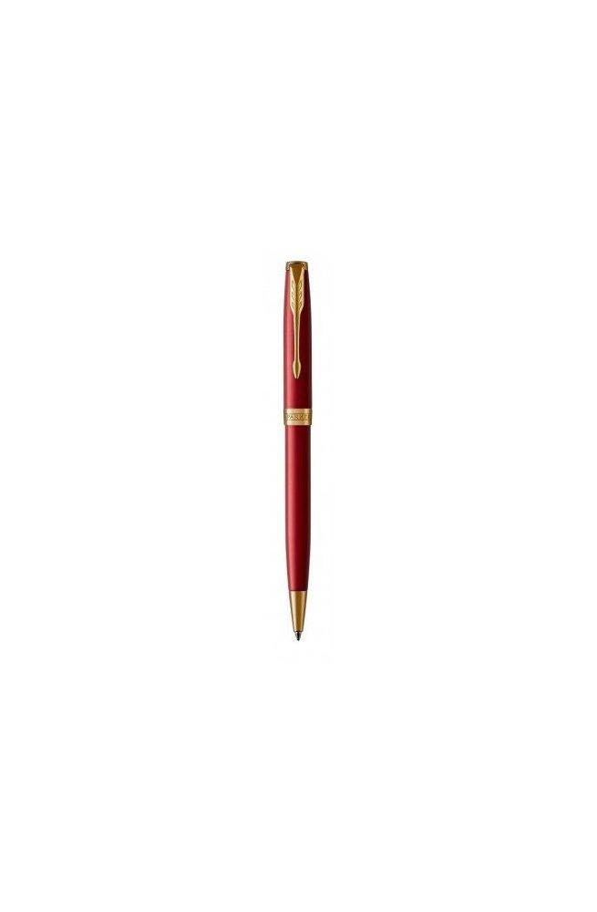 Шариковая ручка Parker SONNET 17 Red Lacquer GT BP 86 232