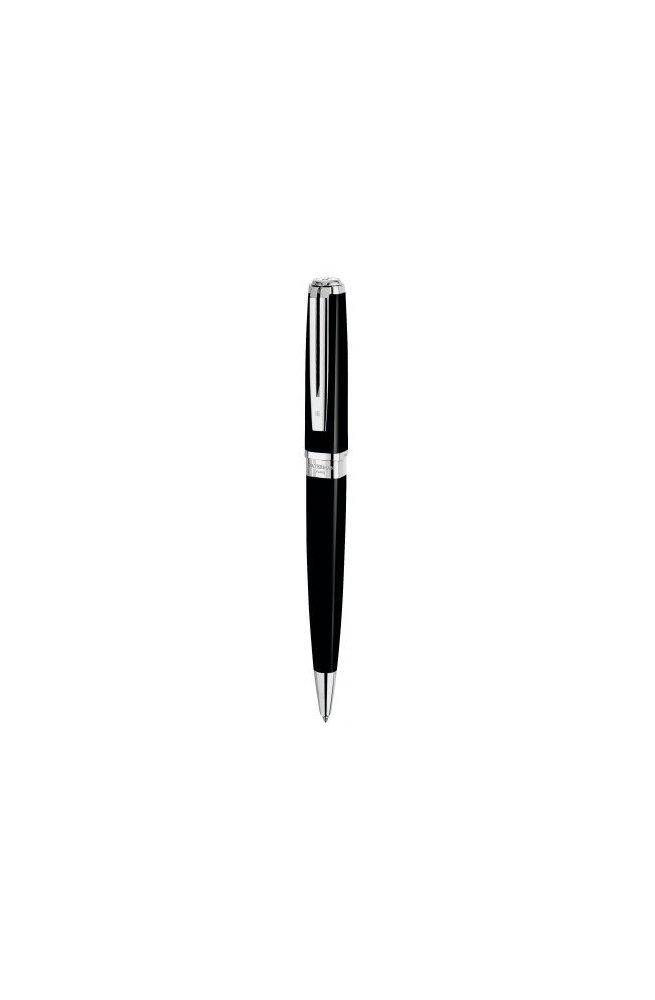 Шариковая ручка Waterman EXCEPTION Slim Black ST BP 21 029