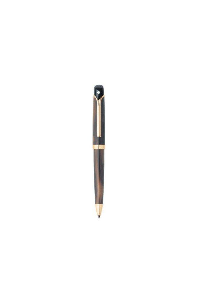 Шариковая ручка Sheaffer Valor Brown GT BP Sh935525