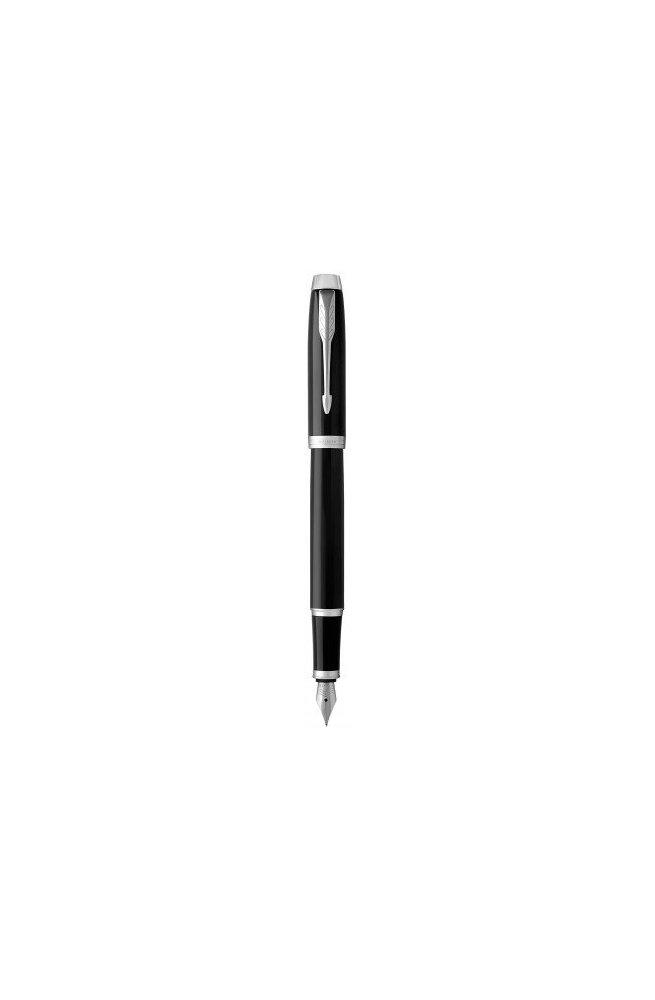 Перьевая ручка Parker IM 17 Black CT FP F 22 111
