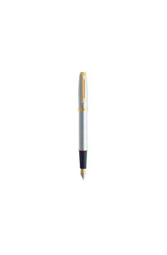 Перьевая ручка Sheaffer Prelude WW10 Brushed Chrome Sh342004-10К