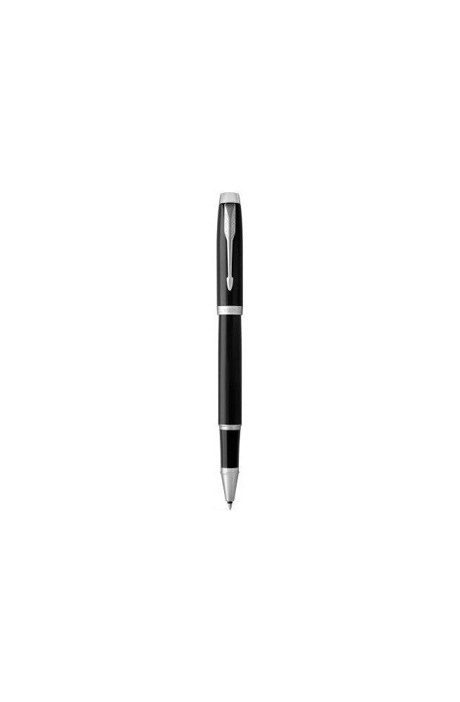 Ручка роллер Parker IM 17 Black CT RB 22 122