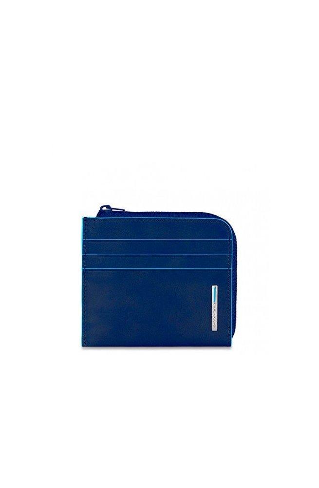 Кредитница PIQUADRO синий BL SQUARE/Ultramarin PU3410B2_BLU3