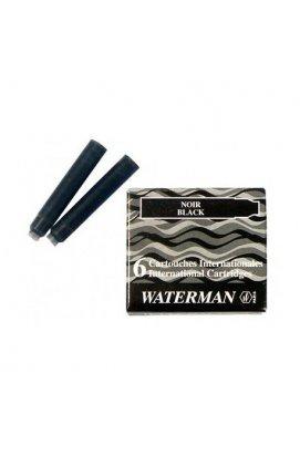 Картриджи Waterman Lady чер. 52 011