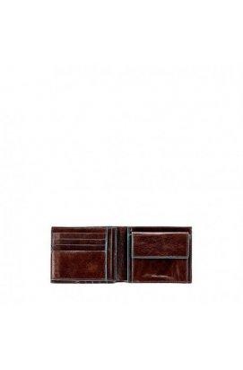Портмоне PIQUADRO коричневый BL SQUARE/Cognac PU1240B2_MO