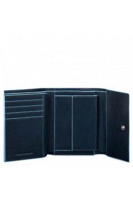 Портмоне Piquadro Blue Square (B2) PD4145B2R_BLU2