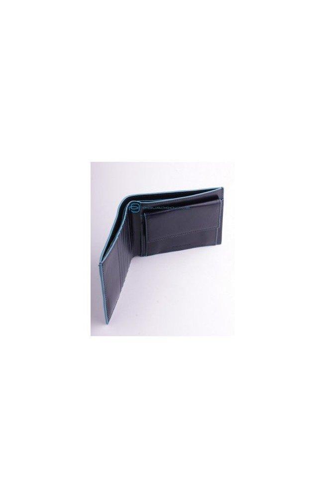 Портмоне Piquadro Blue Square PU1239B2_BLU2