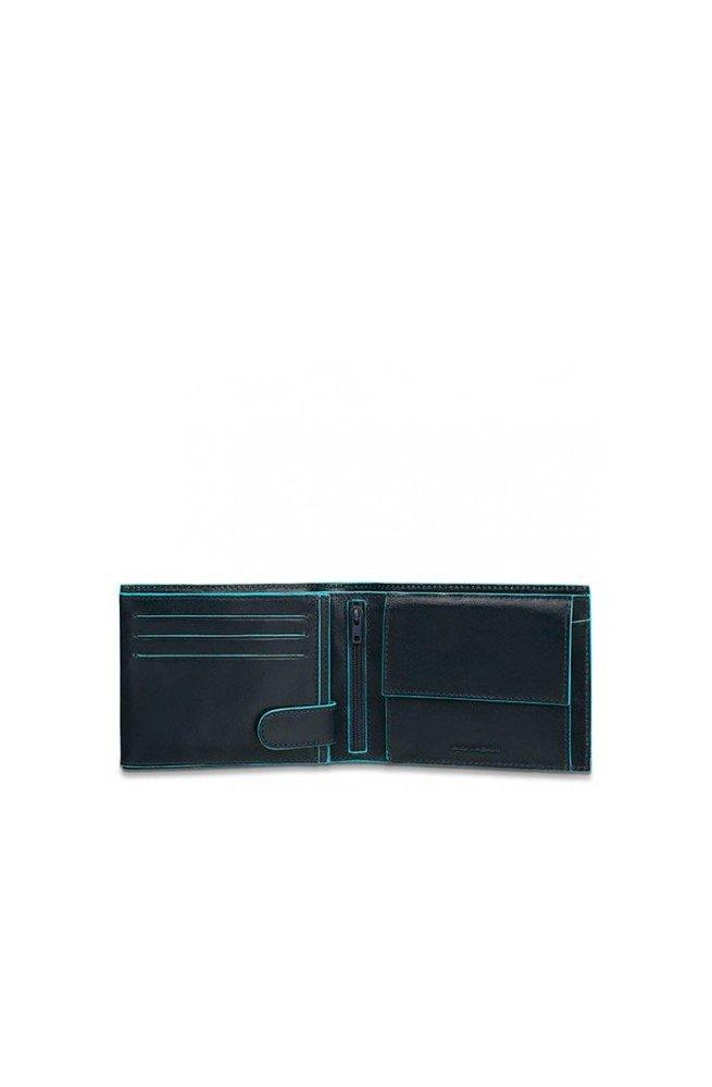 Портмоне PIQUADRO синий BL SQUARE/N.Blue PU3436B2_BLU2