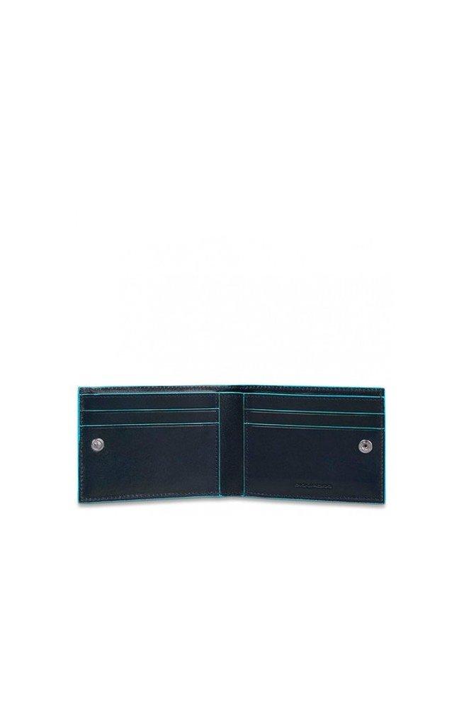 Портмоне PIQUADRO синий BL SQUARE/N.Blue PU3437B2_BLU2
