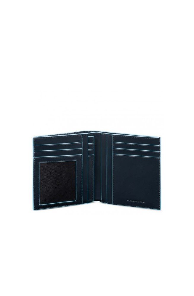 Портмоне Piquadro Blue Square (B2) PU3691B2R_BLU2