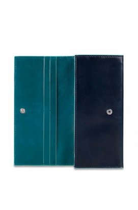 Портмоне PIQUADRO синий BL SQUARE/N.Blue-Blue PD3211B2_BLAV