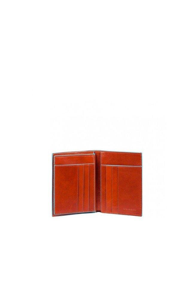 Портмоне PIQUADRO оранжевый BL SQUARE/Orange PU1129B2_AR