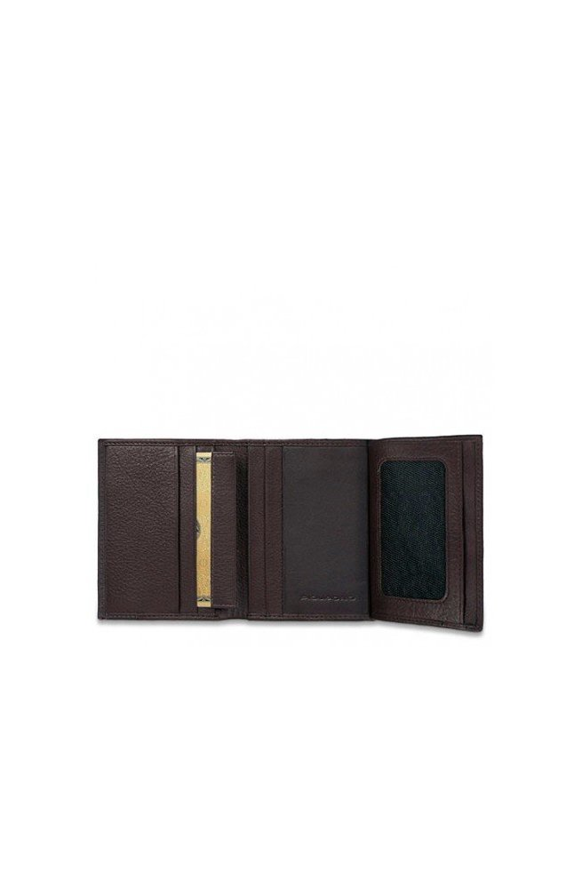 Портмоне PIQUADRO коричневый PULSE/Brown PU3244P15_M