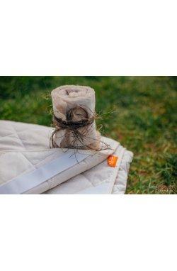 AIR наматрасник из натурального конопляного волокна 60х120 детский
