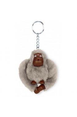Брелок Kipling MONKEYCLIP M/Warm Grey K16479_828