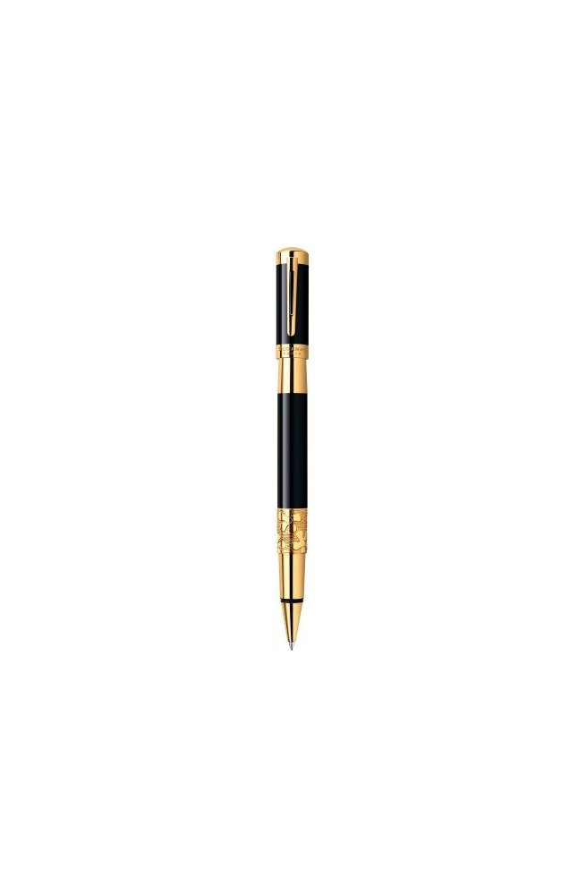 Ручка роллер Waterman ELEGANCE Black GT RB 41 041