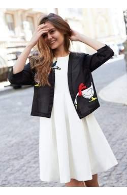 Жакет черного цвета
